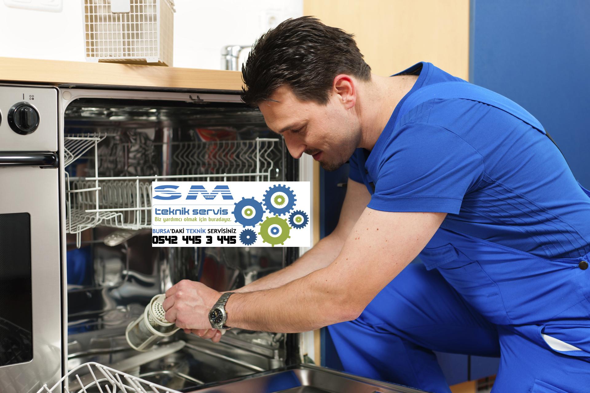 Bulaşık Makinesi Servisi Bursa Yıldırım