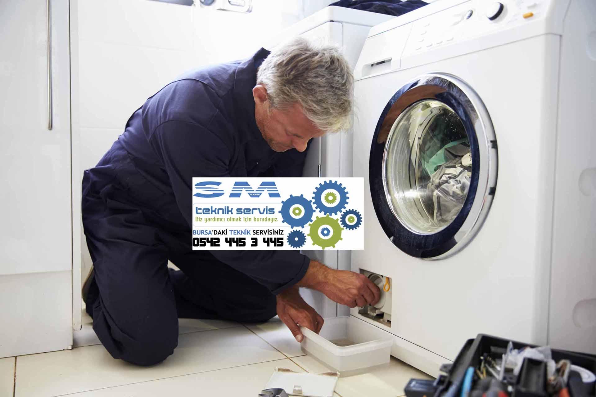 Çamaşır Makinesi Tamir Teknik Servisi Bursada